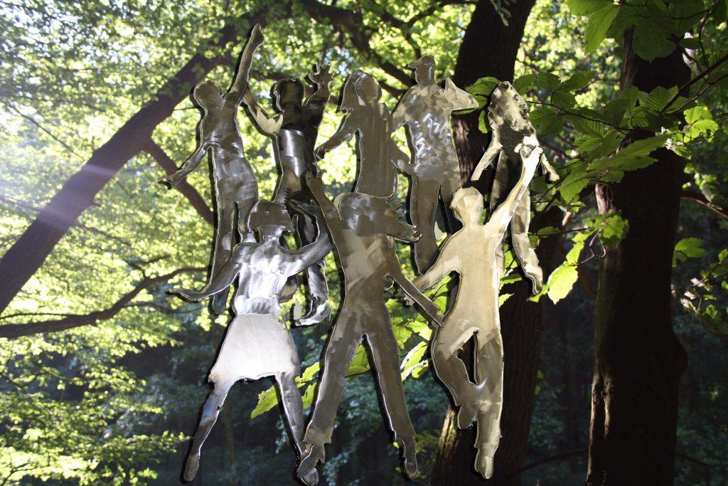 Hintergrund Variante Wald